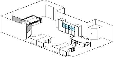 Пример графического эскиза